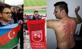 Ադրբեջանցուն պլետով պատժել են Հայաստանի դրոշը այրելու համար