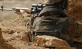 Հայ-ադրբեջանական սահմանին հակառակորդի կրակոցից զինծառայող է վիրավորվել
