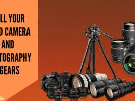 sell used camera