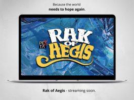 Rak of Aegis to stream online