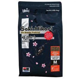 Hikari food 4.4lb multi-season