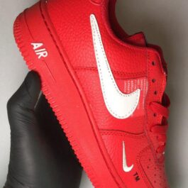 Мужские кроссовки Nike Air Force 1 Low Utility Red