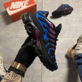 Кроссовки женские Nike Air Max TN Plus Black and Blue