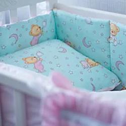 Комплекты постельного белья для кроваток 120х60 см