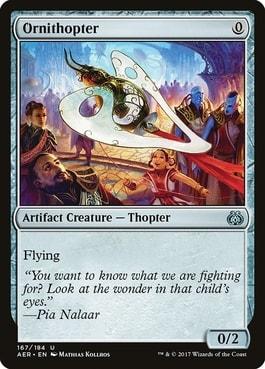ornithopter_best_free spells mtg commander