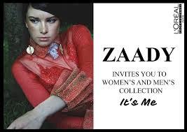Partenaire officiel du défilé couture ZAADY 2020