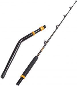Fiblink Bent Butt Fishing Rod