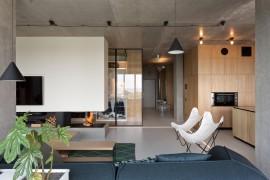 CH+QS arquitectos (Испания). Коворкинг-квартира Impact Hub