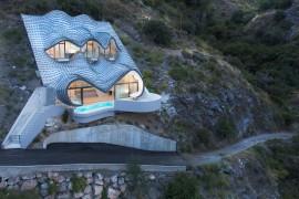 Sako Architects. Природность и фантазийность в архитектуре