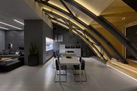 Правильная мебель для небольших квартир