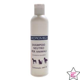 SHAMPOO ARGENTO - idratante e rigenerante utile anche in caso di patologie dermatologiche