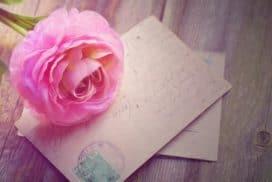 zaproszenia ślubne wformie kartki pocztowej