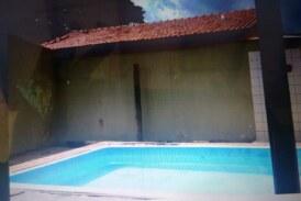 Vendo Casa com 2 dormitórios e piscina no Colibri  Cd.30