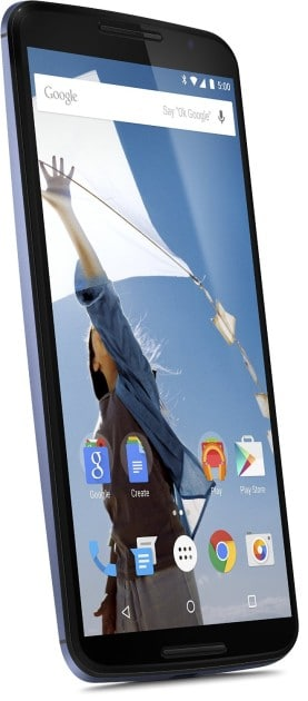 Google Nexus 6 - mejores móviles android