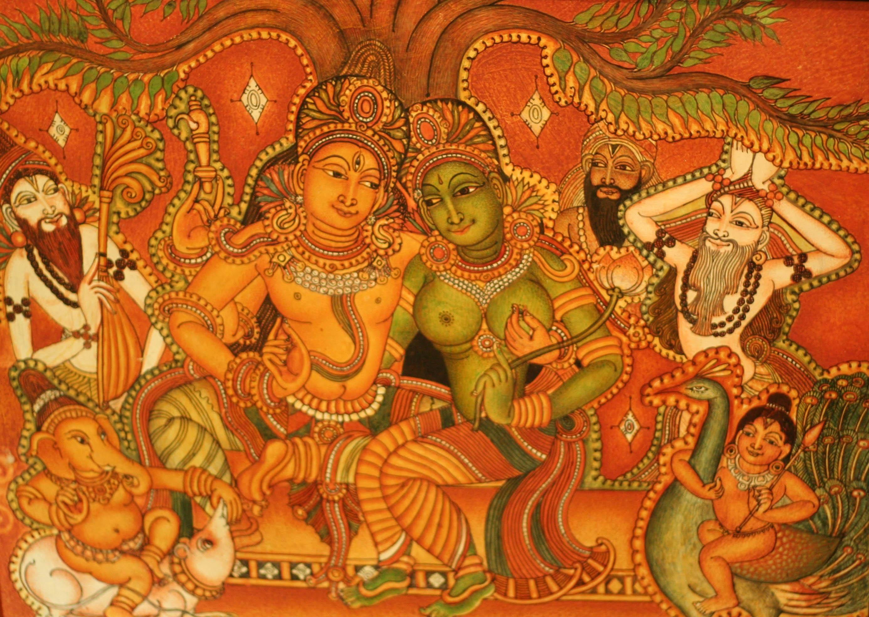Palacio-de-Kochi-India