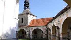 Poutní místa v Jižních Čechách