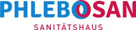 Phlebosan – Ihr Sanitätshaus in Hannover und Aurich Logo