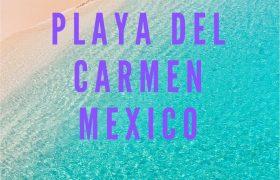 Playa del Carmen Mexico -The best beaches Pin 3