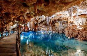 Aktun Chen, Mexico - Cave with Cenote