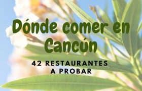 Restaurants in Cancun Pinterest 1 ES