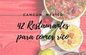 Restaurants in Cancun Pinterest 2 ES