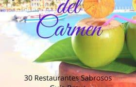 Los mejores restaurantes en Playa del Carmen Pinterest 1