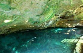 Cenote Kukulkan, Yucatan Peninsula, Mexico
