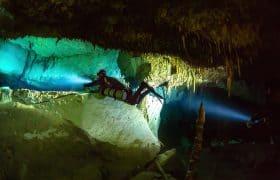 Cenote Tak Be Ha, Yucatan Peninsula, Mexico