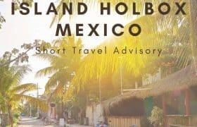 Island Holbox Travel Advisory Pinterest 3