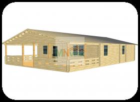 Casa de Madera a Medida desde 295 Euros_m2_Casas de madera MNVEEK