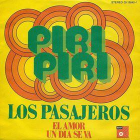 Los Pasajeros - Piri Piri (7
