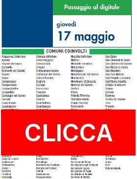 Switch Off Giovedì 17 Maggio   Digitale terrestre: Dtti.it