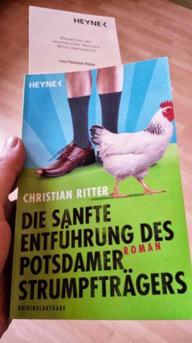 Christian Ritter: Die sanfte Entführung des Potsdamer Strumpfträgers