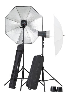 KIT D-LITE RX 2/2 Umbrella To Go 1