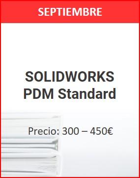 solidworks pdm standard septiembre 1
