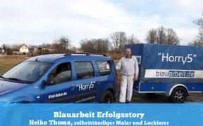 Heiko Thoma ist erfolgreicher Handwerker aus Michelau