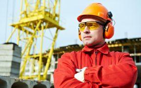 Die Arbeitskleidung sorgt für Sicherheit im Handwerk