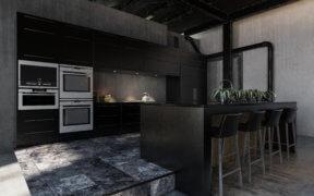 Küchen in Dusty Farben - Küchentrends 2019