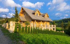 Naturverbunden und kreativ - das Holzhaus