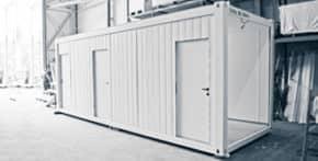 CHV Containeranlagen Containertypen Verbindungscontainer