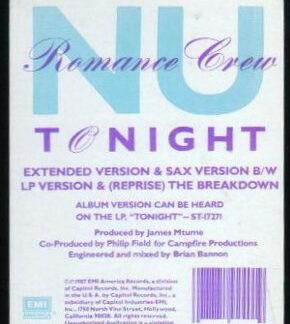 Nu Romance Crew - Tonight (12