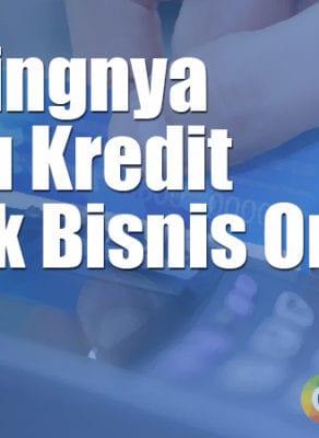 Pentingnya Kartu Kredit Bagi Pebisnis Online