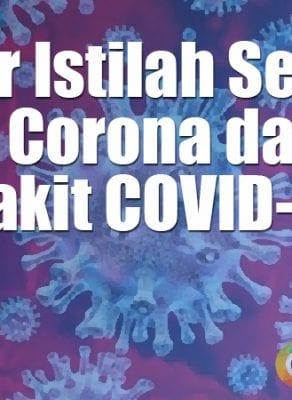 Daftar Istilah Seputar Virus Corona dan Penyakit COVID-19