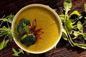 Brokkoli-Suppencreme