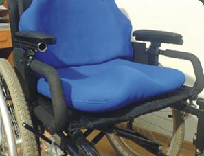 Posture Cushion Wheelchair