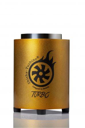 Shisha Turbine Premium Gold