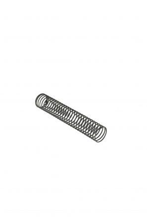 AO Schlauchfeder Gun Metal 11 cm