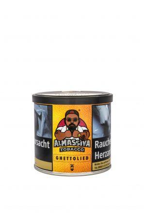 ALMASSIVA Tobacco Ghettolied 200 gr.