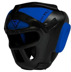 RDX HEAD GUARD MAYA HIDE LEATHER