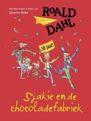 Sjakie en de chocoladefabriek Roald Dahl